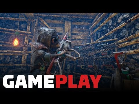 15 Minutes of New Biomutant Gameplay - Gamescom 2018 - UCKy1dAqELo0zrOtPkf0eTMw