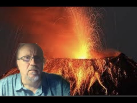 Breaking: California Volcano Eruption Predicted (WildFires Caused By Gases Leaked)