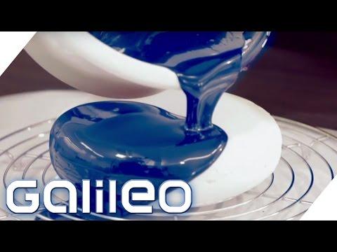 Foodtrend: Mirror Cake-Glasur | Galileo Lunch Break