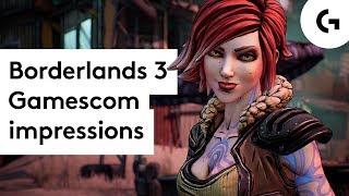 Borderlands 3 Proving Grounds gameplay - Gamescom 2019 hands-on