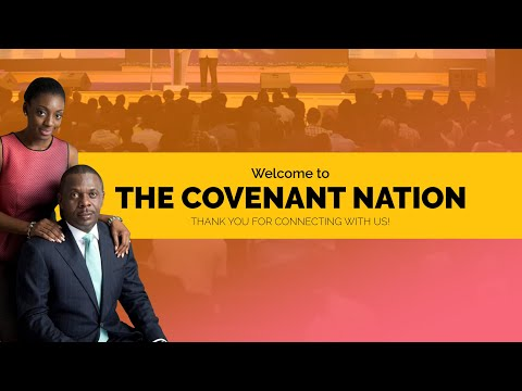 3rd Service at The Covenant Nation, Alone With God  06122020