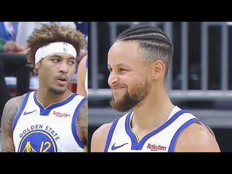 Stephen Curry Can't Believe Kelly Oubre Bad Play & Kyrie Irving Destroys Celtics!