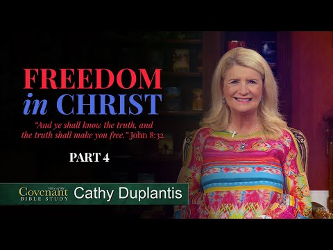 Voice Of The Covenant Bible Study, July 2021 Week 4  Cathy Duplantis