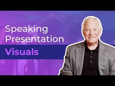 How to Prepare Presentation Visuals  Brian Tracy