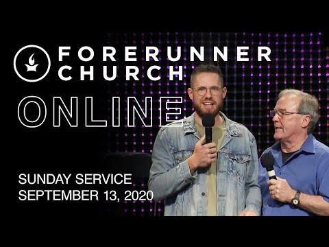 Sunday Service  IHOPKC + Forerunner Church  September 13