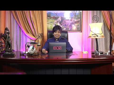 Bible Study With Rev Kathy Kiuna