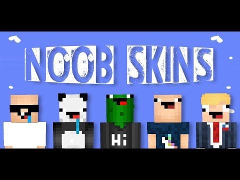 Noob Skins For Minecraft PE Download APK For Android Aptoide - Descargar skins para minecraft pe noob