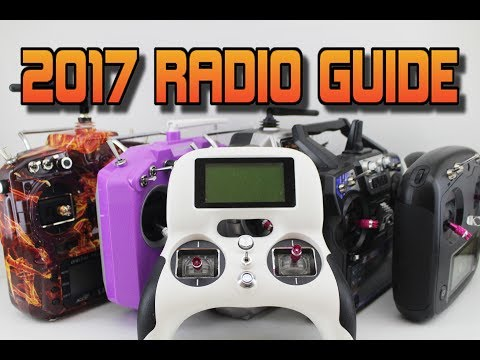 BEST 6 DRONE RADIOS of 2017 - DRONE RACING Radio buyers guide. - UC3ioIOr3tH6Yz8qzr418R-g