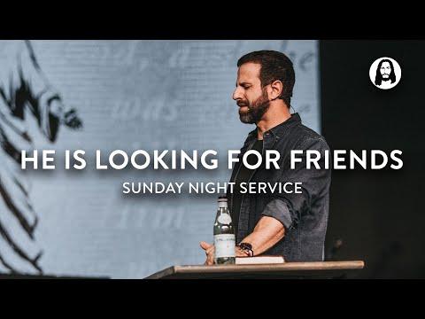 Sunday Night Service  June 20th, 2021