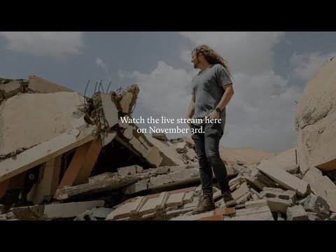 Peace On Earth  Iraq Benefit  Live Stream