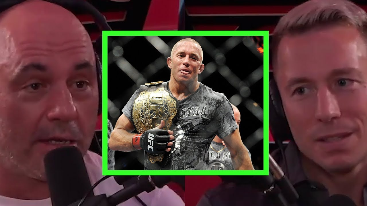 The Advice GSP Gives to Young Fighters