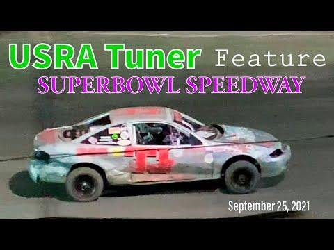 USRA Tuner Feature - Superbowl Speedway - September 25, 2021 - Greenville, Texas, USA - dirt track racing video image