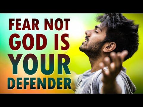 FEAR NOT, God is Your DEFENDER - Morning Prayer