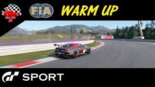 GT Sport - FIA Warm Up