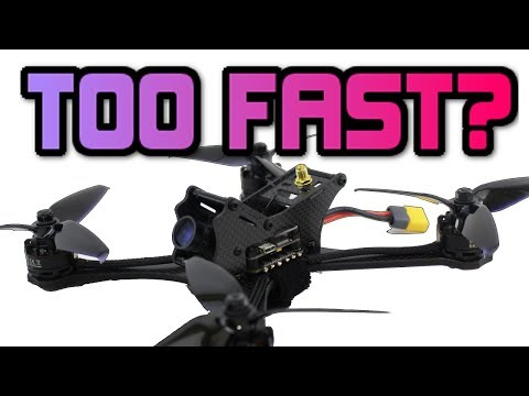 Are Today's Race Drones getting TOO POWERFUL? FURIBEE DARKMAX review. - UC3ioIOr3tH6Yz8qzr418R-g