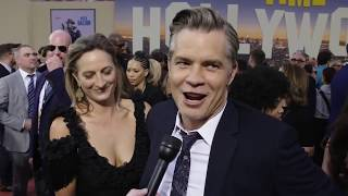 ONCE UPON A TIME IN HOLLYWOOD  with Timothy Olyphant