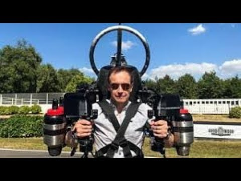 Lift off with a personal aerial vehicle - BBC Click - UCu0Uc1oNDF36jRY_sskl8bA
