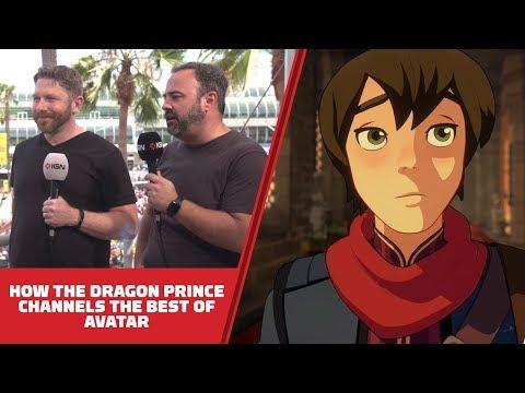 How Netlix's Dragon Prince Channels the Best of Avatar: The Last Airbender - Comic Con 2018 - UCKy1dAqELo0zrOtPkf0eTMw