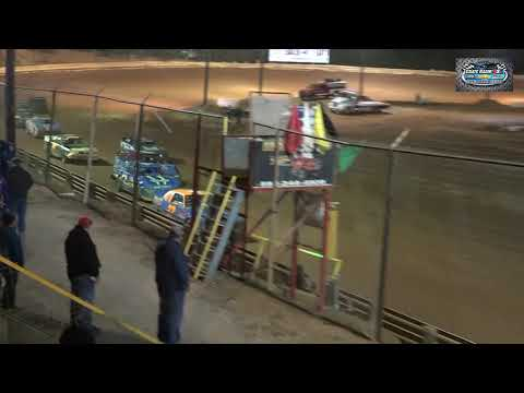 Crate Racin' USA Thunder Bomber Nonqualifier Feature from Travelers Rest - dirt track racing video image