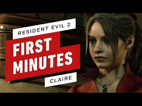 The First 15 Minutes of Resident Evil 2 Gameplay - Claire Redfield (4K 60fps) - UCQHthJbbEt6osR39NsST13g