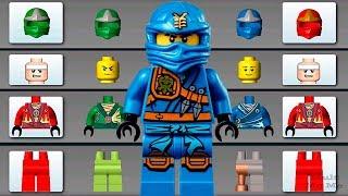 LEGO NINJAGO Build Helicopter,Batman Monster Truck,Cars - Lego Juniors Create & Cruise | Lego Games
