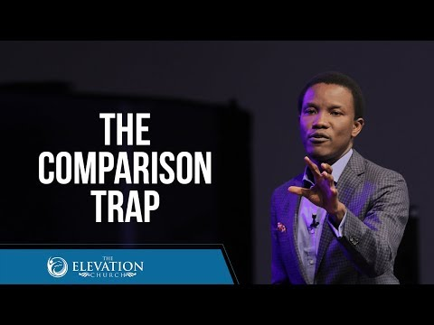 The Comparison Trap  Pastor Godman Akinlabi