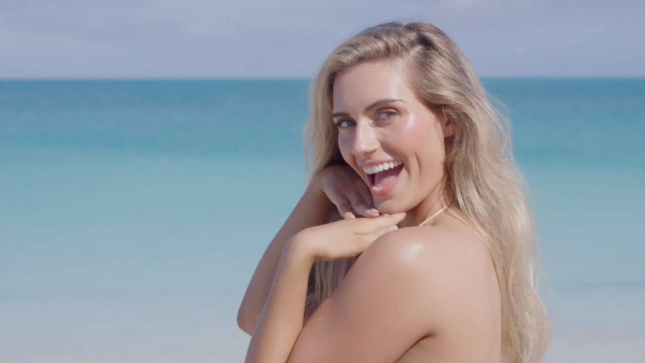 Behind The Scenes With Clarissa Bowers On Her First SI Swimsuit Shoot