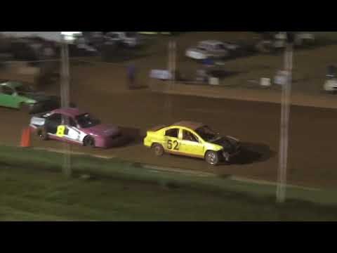 Fwd at Winder Barrow Speedway May 22nd 2021 - dirt track racing video image