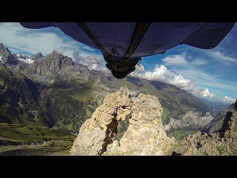 GoPro: Wingsuit Flight Through 2 Meter Cave - Uli Emanuele - UCqhnX4jA0A5paNd1v-zEysw