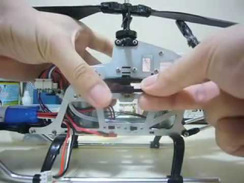 How to Repair Your R/C Helicopter That Won't Fly (Double Horse 9053 Volitation) - UC_3NSS5x3nk9x-iJlfVA_Zw