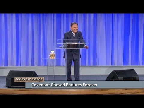 Covenant Chesed Endures Forever
