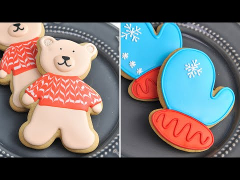 SIMPLE CHRISTMAS COOKIES |Compilation|