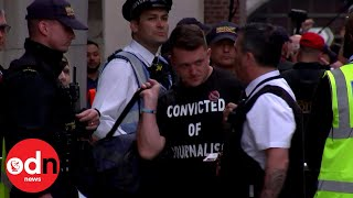 Far-Right Activist Tommy Robinson Jailed for Nine Months at Old Bailey