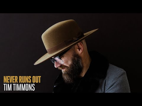 Never Runs Out (Audio)  Tim Timmons