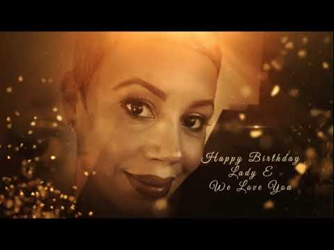 Happy Birthday Lady Yvette Landers