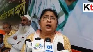 TMC leader MP Dola Sen criticises the Modi Government's Industrial and disinvestment policies
