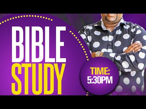 Jubilee Christian Church Parklands Live Bible Study - 9th Dec 2020.  Paybill No: 545700 - A/c: JCC