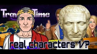 Criminal case: Travel in time, real characters 1/?