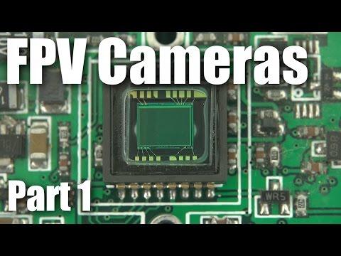 FPV Basics:  live video cameras (part 1) - UCahqHsTaADV8MMmj2D5i1Vw
