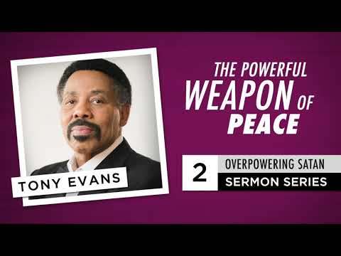 The Powerful Weapon of Peace - Audio Sermon by Tony Evans