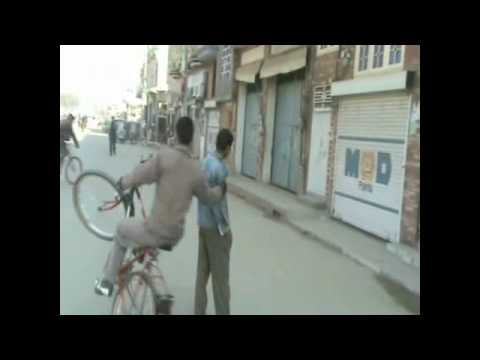 Amazing Bicyle stunts