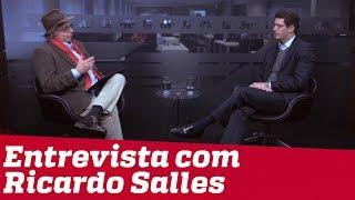 Meio ambiente: um grande negócio - Entrevista com o ministro Ricardo Salles