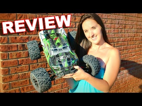 Arrma NERO Review - 1/8 6S RC Monster Truck 4WD - TheRcSaylors - UCYWhRC3xtD_acDIZdr53huA