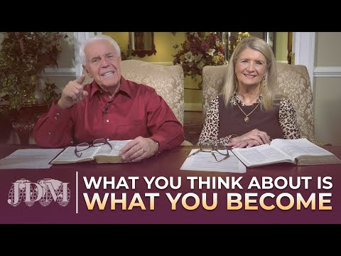Boardroom Chat: What You Think About Is What You Become  Jesse & Cathy Duplantis