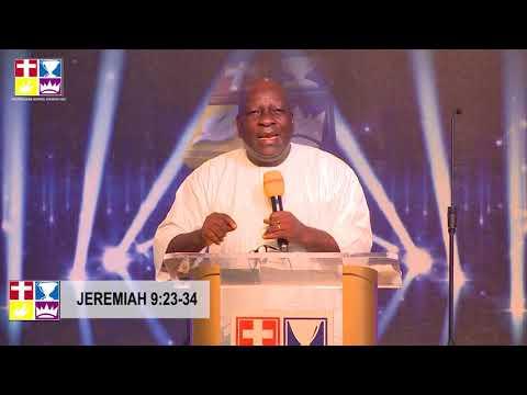 INTIMACY WITH GOD BY SAM KPUTU