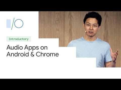 Sonic Boom! Audio Programming on Android and Chrome (Google I/O'19) - UC_x5XG1OV2P6uZZ5FSM9Ttw
