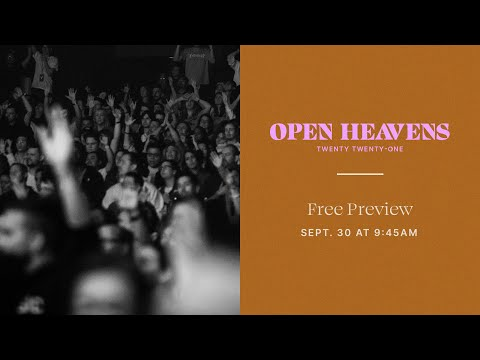 Open Heavens 2021  Day 2 Live Preview  Worship