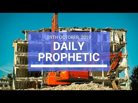 Daily Prophetic 29 October 2019 Word 2