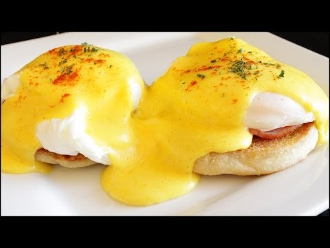 How to Make Classic Eggs Benedict!! - UC_rvx8_N98wNEDXx5TIufZQ