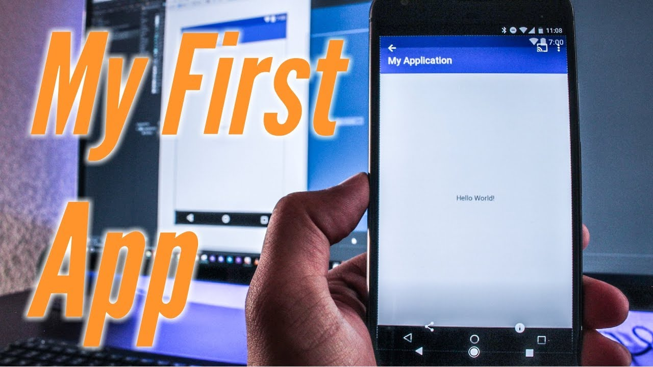Creating Your First Simple Android App